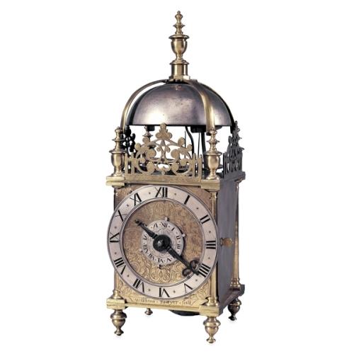 clock 16th C