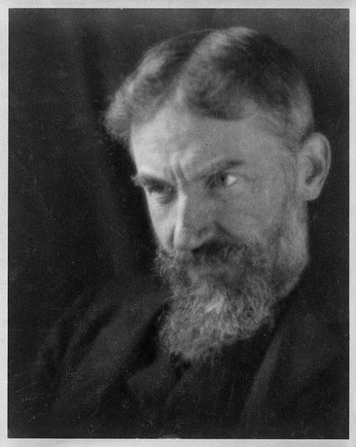 George Bernard Shaw 1905