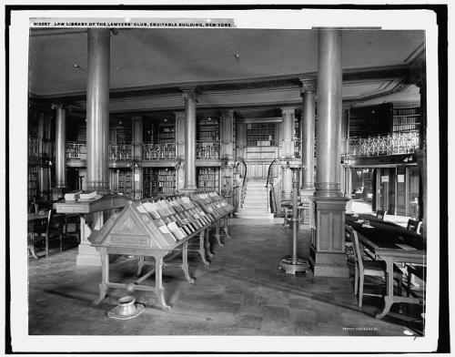 lawyers library