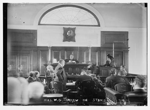 courtroom old