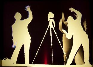 photograph silhouette