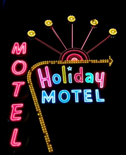 Holiday Motel, Las Vegas, Nevada