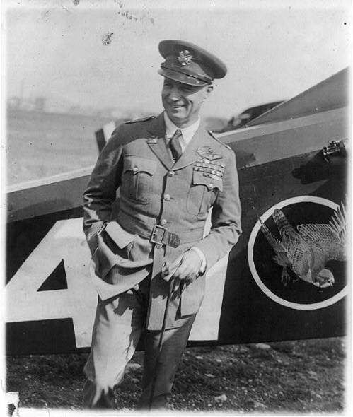Billy Mitchell 1925