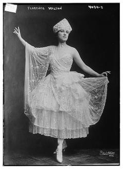 dancer florence walton