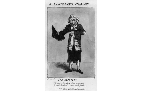 comedy cruickshank 1791