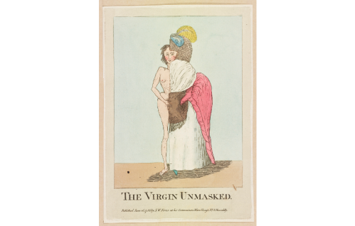 virgin unmasked 1786