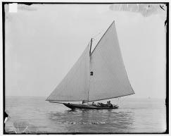 sailboat Reaper 1892