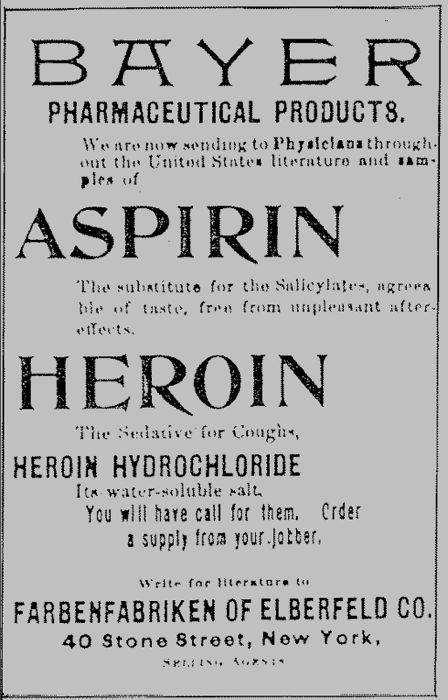heroin ad