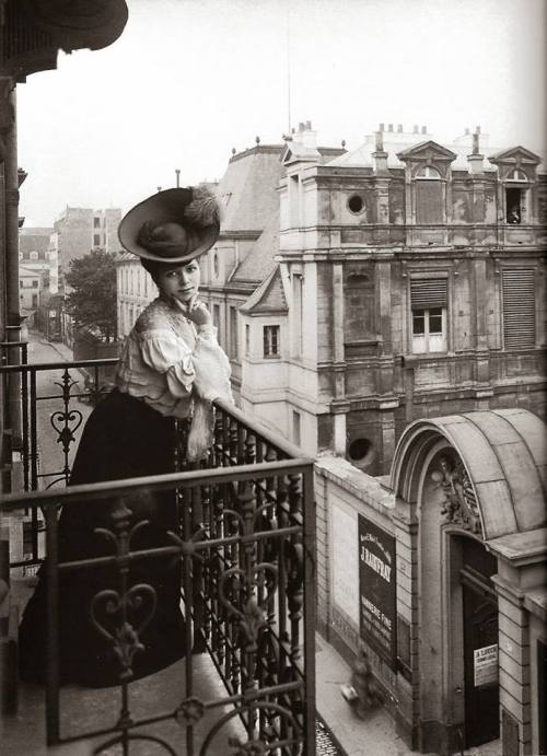 Paris 1900s 1