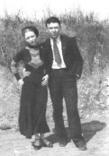 Bonnie and Clyde in the 1930s (4)