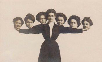headless women