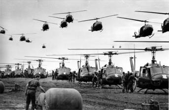 helicopters 1966
