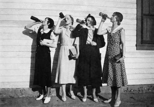 women drinkers