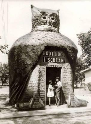 hoot ice cream 1935