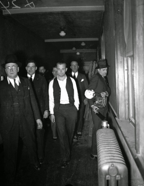 The Notorious John Dillinger (4)