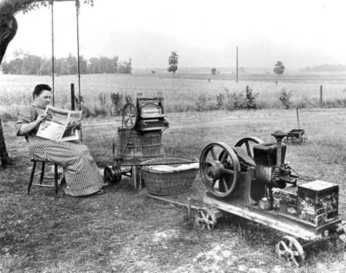 1914 washing achine