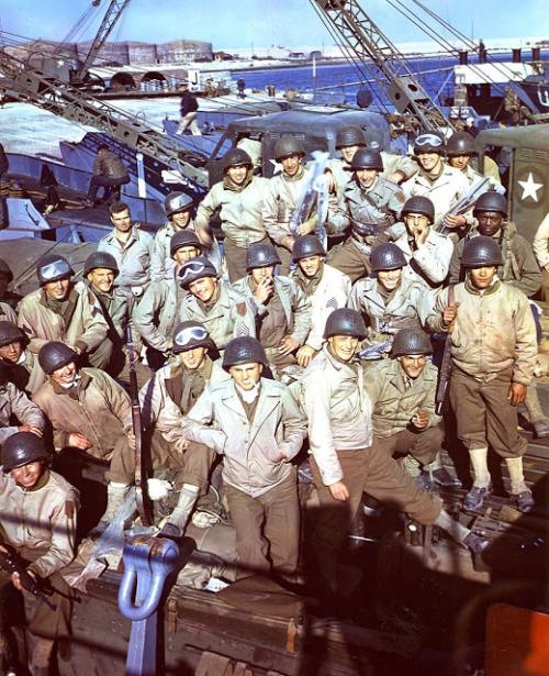 WW II soldiers