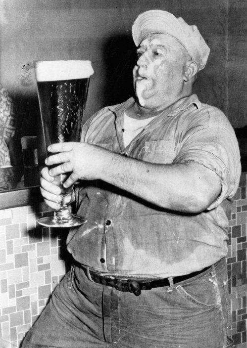 beer heatwave giant