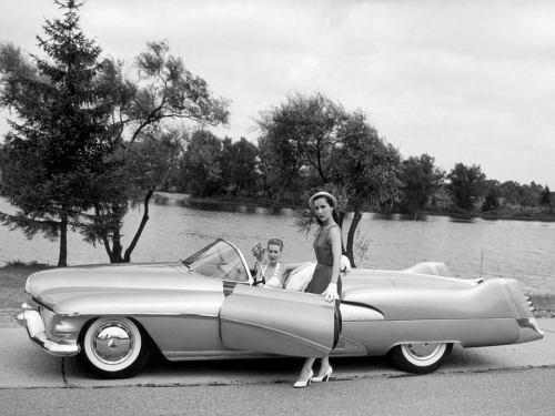 buick la sabre 1951