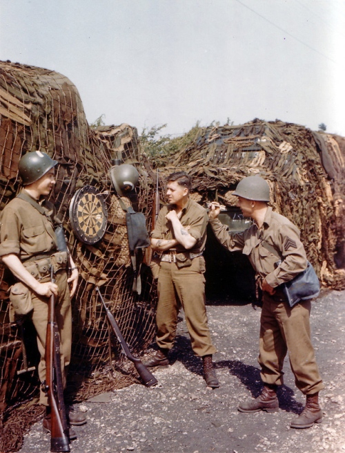 Everyday Life of Soldiers during WWII (22)