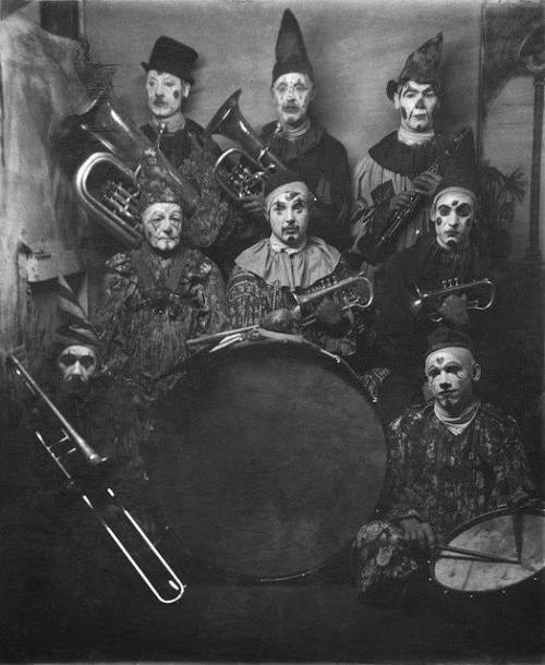 clown band