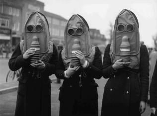 gas masks 1941