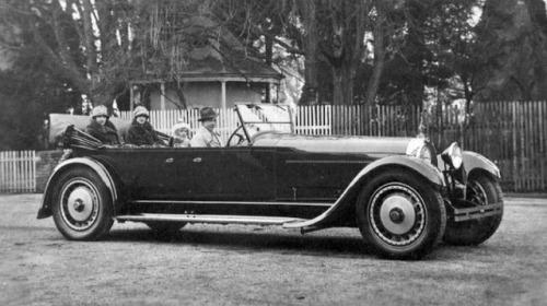 Bugatti Cars in the 1920s and 1930s (2)