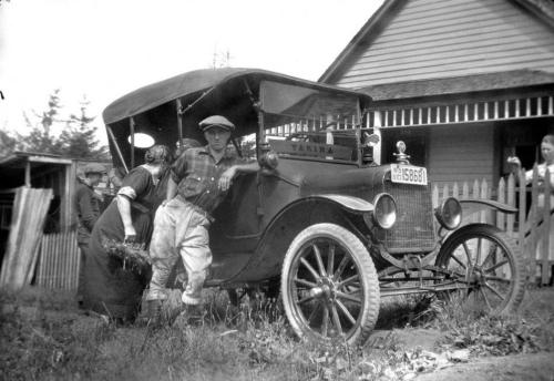 car 1923
